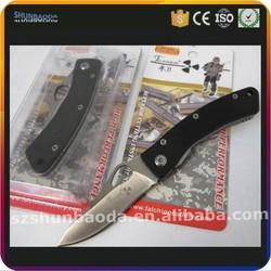 knife trapped packaging custom safe pvc plastic blister packaging