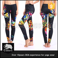 Hot sale gym clothing fitness yoga wear for women