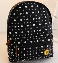 2015 Lively Fashion Canvas Backpack China