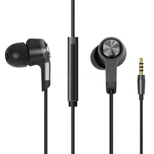 Xiaomi Piston 3 Gen Earphone Headphone Headset Earbud with Remote & Mic For Xiaomi Android Phones