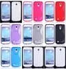 For S4 TPU Case !# I9190-1003E # S Type Transparent TPU Case for Samsung Galaxy S4 mini i9190/i9192