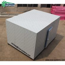 small prefabricated cold rooms , freezing room
