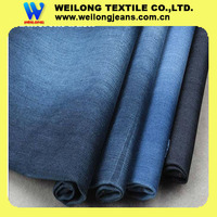 B1776-A high quality cotton poly jeans denim fabric for men jeans