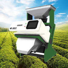 LED Automatic CCD Black Tea Color Sorting Machine with SMC EJECTOR