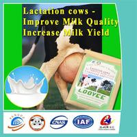 Lactation cows to improve milk yield compound additive