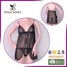 hot open quick dry transparent factory in China sex girls without dress photo sexy lingerie porn