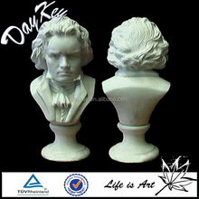 Stone roman marble bust statues for sale hot sale western style marble bust marble bust statues for indoor deco
