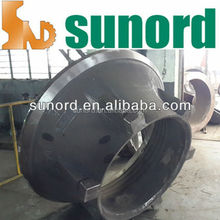 crusher bowl liner metso/s/symons/spring cone /jaw crusher