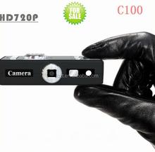 HD 720P c100 disk camera Action camera user manual for mini dv & sport camera