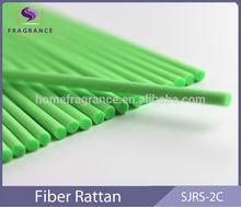 sintetico ratan canna bastone di spugna in fibra di giunco