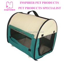 Dog Pet Kennel House Carrier with Carry Bag