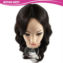 Factory Cheap 100 Percent Human Hair Lace Cap For Wig Making