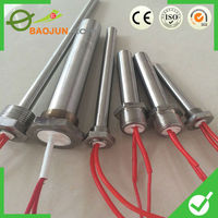 Laboratory Test Heat Treatment Mould Heating Tube Cartridge Heater