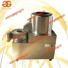Potato Peeling and Slicing Machine|Potato Chip Peeling and Slicing Machine|Sweet Potato Peeling and Slicing Machine