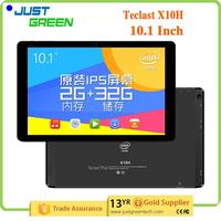 Christmas Gift Teclast X10H 2GB 32GB Android 5.0 Black Wifi tablet paypal made in China