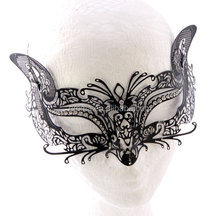 Newest classic fox shape masquerade mask for party MK4062