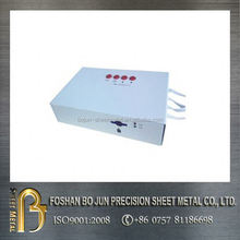China wholesaler metal product customized small steel electric control cabinet