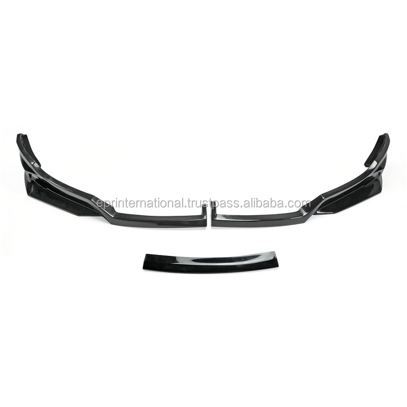 Veloster F35 Style Front Lip 3Pcs (Non Turbo Only) FRP (5).jpg