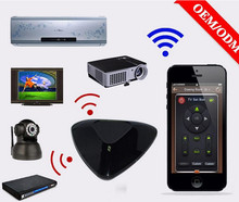 smart home wifi IR/RF433/315 remote Intelligent WiFi Controlled Remote Center for iPhone and Android Device