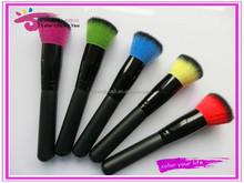2015 new nylon powder/blush makeup kabuki set free samples