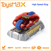 High Speed Impact electric car, race car games for kids