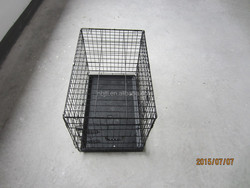 cheap pet dog cage puppy dog crate five size