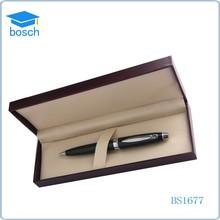 Reliable Wholesale New Twist silver pen gel ink pen promotional