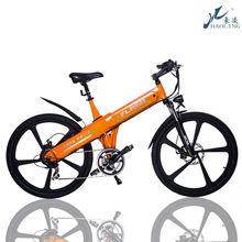 Flash Mag wheel,LCD display electric bike lithium battery chopper