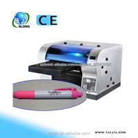 Hot Selling UV Flatbed Pen Printer Machine With High Resolution