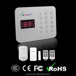 HOT SALE!!Auto,Home, New Touch Keypad Wireless PSTN Burglar Alarm System