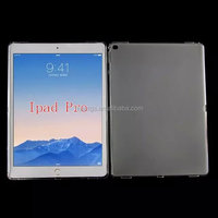 Best selling products Soft Transparent TPU Protective Case soft back cover for ipad pro china price