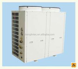 copeland scroll compressor dc inverter ground source mini split heat pumps water heater