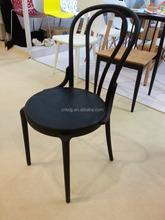 Pp KD utilizado silla de plástico