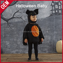 Cartoon black for batmanpolyster stage performance baby halloween costume