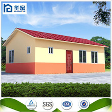 Fast assembly easy decorated steel structure cheap prefab office