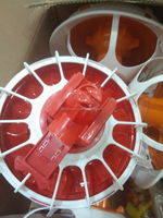 Plastics chicken feed feeder pan and drinker trough nipple drinker