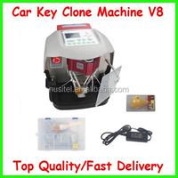 key milling machine ,Automatic X6 key cutting machine ,laser V8/X6 key copy machines