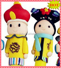 hot sell fashion clay pen,Creative Polymer Clay Pen
