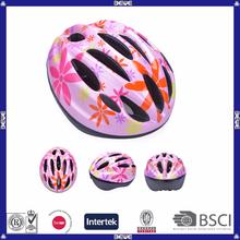 high quality low price custom bike helmet for child
