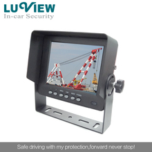 5inch IP69K rearview monitor 5inch bus reverse monitor 5inch bus reverse monitor