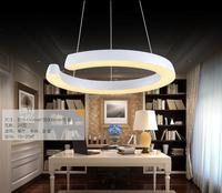 Modern Concise LED Crystal Chandelier Pendant Light Hanging Lamp Suspension Lighting Fixture for Home Decor LED006/450