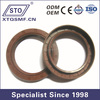 Brown colour NBR rubber mechanical oil seal