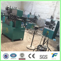cnc wire spring forming machine price supplier in china