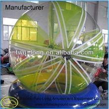 Fwulong New Plastic Water Walking Ball,Walk on Water Plastic Ball, Water Walking Roller