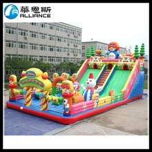 1000 ft slip n slide inflatable slide the city Inflatable Combo Toy