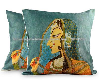 2014 nuevo dise o cojines y almohadas indios directo de f brica - Cojines indios ...