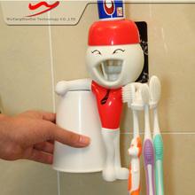 Niños dispensador de pasta de dientes para el artículo regalos de la novedad