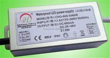 DC 12V 24V waterproof led power switching 12v dc power supply 5W 7W 9W 12W IP67 led driver power supply