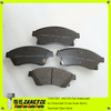 13301207 542120 Car brake pad for Chevrolet Cruze Aveo Sonic Vauxhall Opel Astra