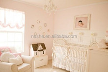Embroidery patchwork baby bedding cheap comforter